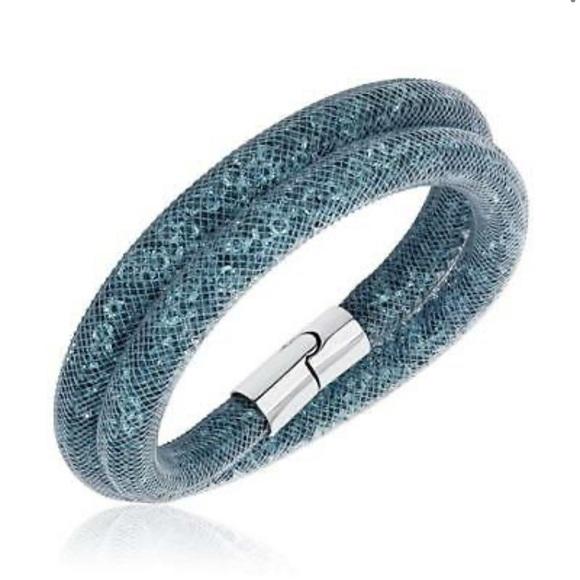 Swarovski Jewelry - Swarovski Stardust Bracelet Size M